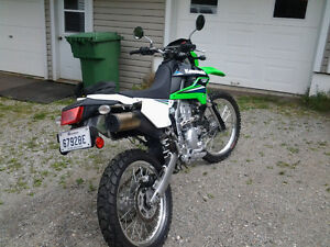 KLX Double usage