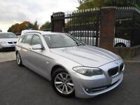 2012 BMW 5 Series 3.0 530d SE Touring 5dr 1 OWNER EX POLICE FSH
