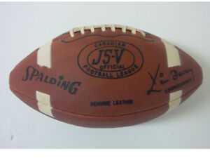 Looking to BUY CFL J5V Spalding football