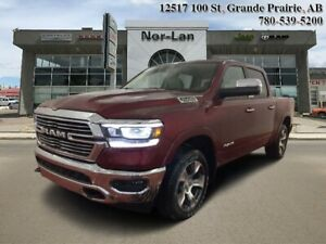 2019 Ram 1500 Laramie  - HEMI V8 - Leather Seats - $198.85 /Wk
