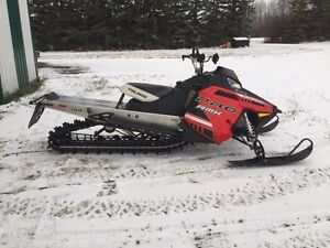 2014 Pro RMK 800 with Extended Warranty