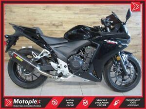2014 Honda CBR500RA ABS 22,28$/SEMAINE