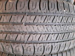Liste de pneus été à unité 50$ chacun