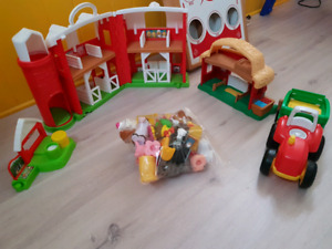 Little people Ferme