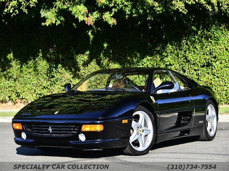Image 1 Voiture Européenne d'occasion Ferrari 355 1998