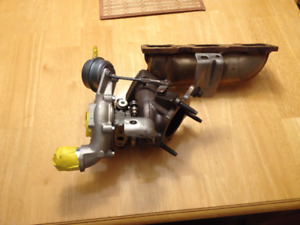 2010-2015 Taurus SHO Turbo assembly