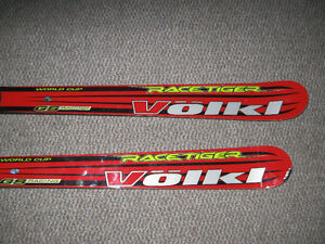 Volkl Race Tiger World Cup GS skis