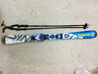 Downhill Skis Youth 120cm For Sale