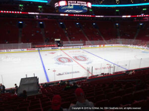 Canadiens Montreal RED - Rouges Allstar Game 10$