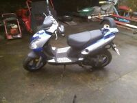 50cc scooter mint sale or swaps