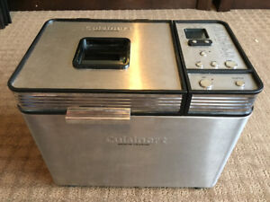 NEW PRICE! Bread Maker Cuisinart Convection MUST SELL!!!