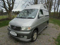 Mazda Bongo Campervan For Sale with Dairsie Conversion