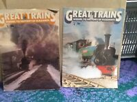 Great trains part 1 and 2