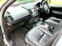 2012 Land Rover Freelander 2 SD4 HSE LUXURY Auto Estate Diesel Automatic