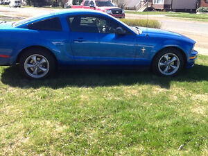 2007 Ford Mustang Base Coupe (2 door)