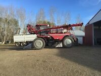 Miller Nitro High Clearance Sprayer with Front Mount Booms