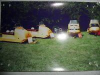 Vintage Snowmobile Collection