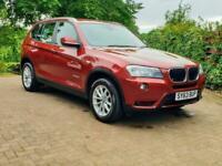 2013 BMW X3 xDrive20d SE 5dr ESTATE Diesel Manual