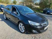 2011 Vauxhall Astra 1.7 CDTi 16V ecoFLEX SRi [125] 5dr ESTATE Diesel Manual