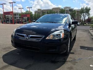 2007 HONDA ACCORD EX SEDAN