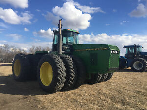 For sale or trade for fwa tractor