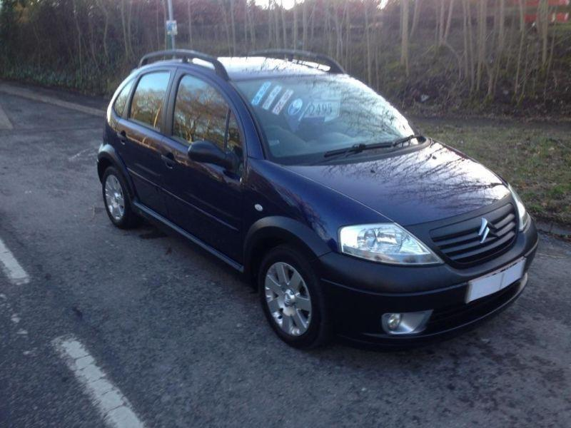 2005 citroen c3 1 4hdi xtr 5dr in waterlooville. Black Bedroom Furniture Sets. Home Design Ideas