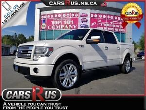 2013 Ford F-150 Limited #7610 Made!! Only 36,162kms!