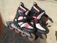 K2 Kids Roller Blades / In-Line Skates (Adjustable)