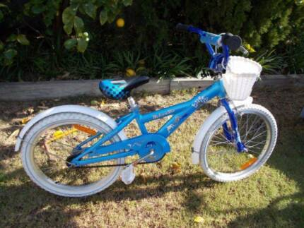 "Blue Malvern Star Buffy 20"" Girls Bike Beckenham Gosnells Area Preview"