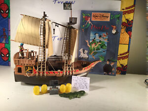 Peter Pan Jolly Roger Ship & action figures -reduced price