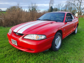 Ford mustang v6 auto sn95