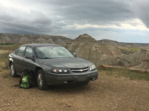 Chevrolet Impala 2005 for sale 1200$