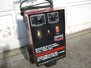 Century HD Battery Charger $100.00