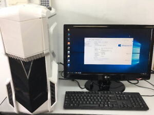 Customized Towers Intel i7 8G 500G GTX770 w/2G RAM for sale!