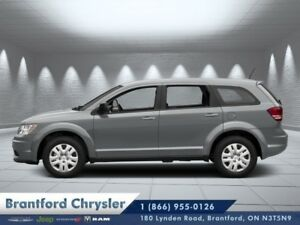 2018 Dodge Journey Canada Value Pkg  - $177.07 B/W