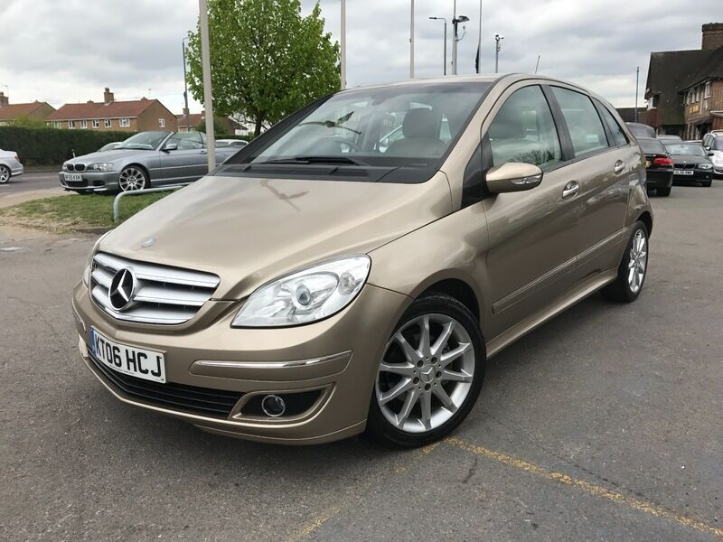 mercedes b class b200 cdi se gold 2006 in ilford london gumtree. Black Bedroom Furniture Sets. Home Design Ideas