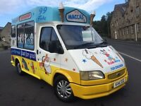 ***Ford Transit Ice Cream Van / Soft Ice Cream***