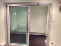 2 x Munro Acoustics Recording Studio Booth Sliding Doors + 4 Sound Panels