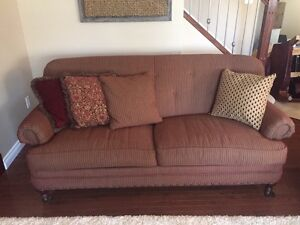 Couch,  Loveseat,  Two Armchairs