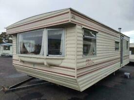 BK CARNIVAL 26X12 2 BED RARE SIZE G/C STATIC CARAVAN FREE UK DELIVERY