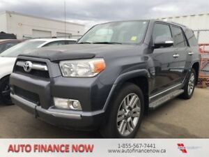 2011 Toyota 4Runner 4WD 4dr V6 SR5 7 PASSENGER loaded LIMITED