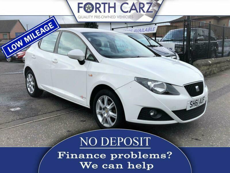 SEAT IBIZA S Copa 2011 Petrol Manual in White | in Stirling | Gumtree