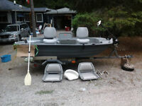 boat , motor  trailer sold by pkage  only