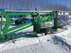 Towable Boom Lift in Dauphin For Sale