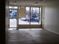 Excellent Retail Space Available