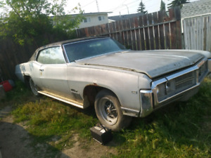 1969 buick wildcat 430 4 barrel big block