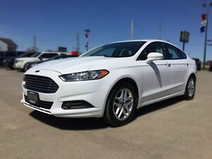 2014 FORD FUSION SE * BLUETOOTH * POWER GROUP * 8-WAY POWER DRIV London Ontario image 2
