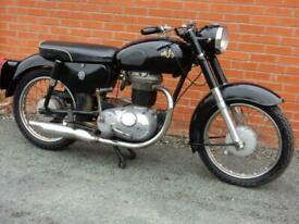 AJS Model 8 350cc 1962