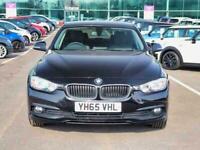 2015 BMW 3 Series 320d EfficientDynamics Plus 4dr Step Auto Saloon Diesel Automa