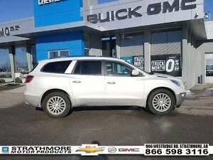 2011 Buick Enclave Remote start-CXL-Leather heated-Dual Sunroof-